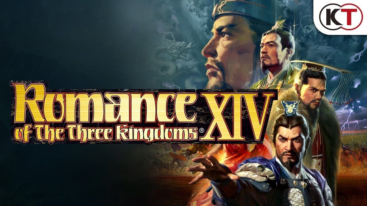 Romance of the Three Kingdoms XIV : Un nouveau trailer et une date de sortie !