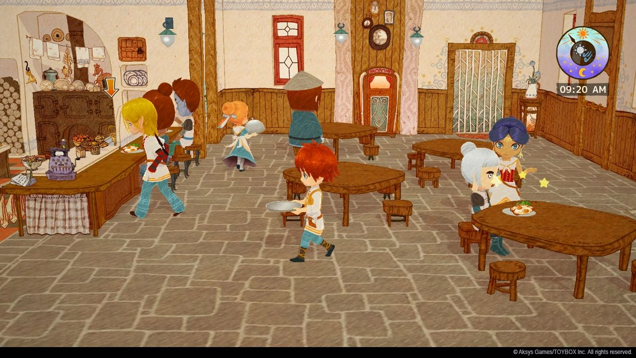 Little Dragons Café : Lancement en France du jeu sur Nintendo Switch et Playstation 4