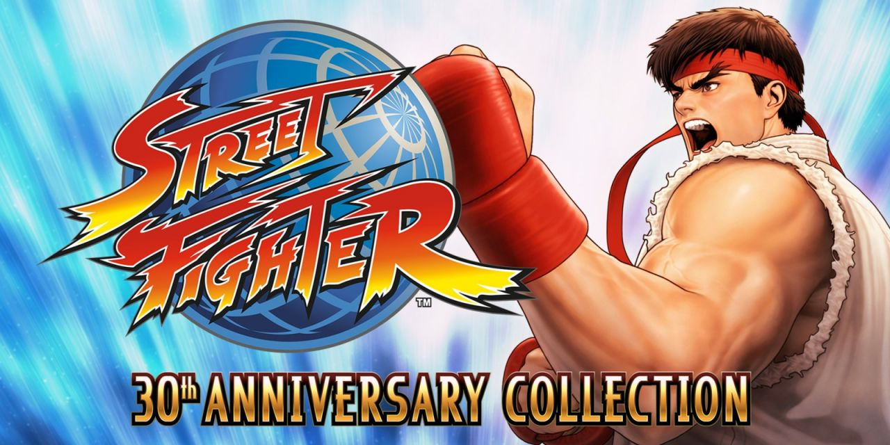 Bon Plan : Street Fighter 30th Anniversary Collection à 14,99 euros (au lieu 39,99...)