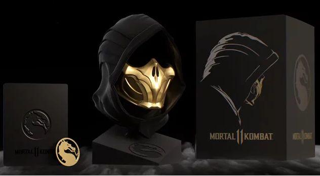 Bon Plan : Mortal Kombat 11 - Kollector's Edition sur PS4 et Xbox One à 199,99 euros (au lieu de 299,99...)