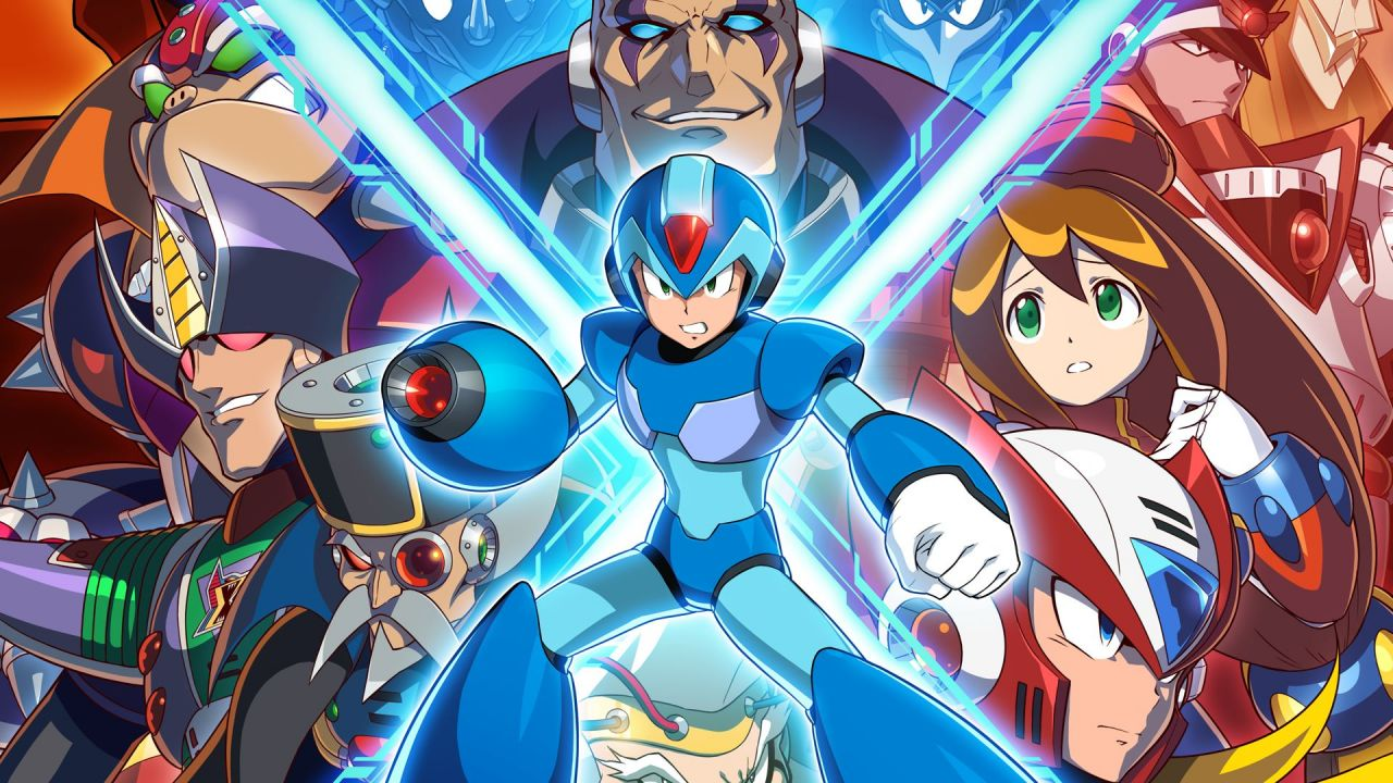 Mega Man X Legacy Collection 1 et 2 : Disponibles !