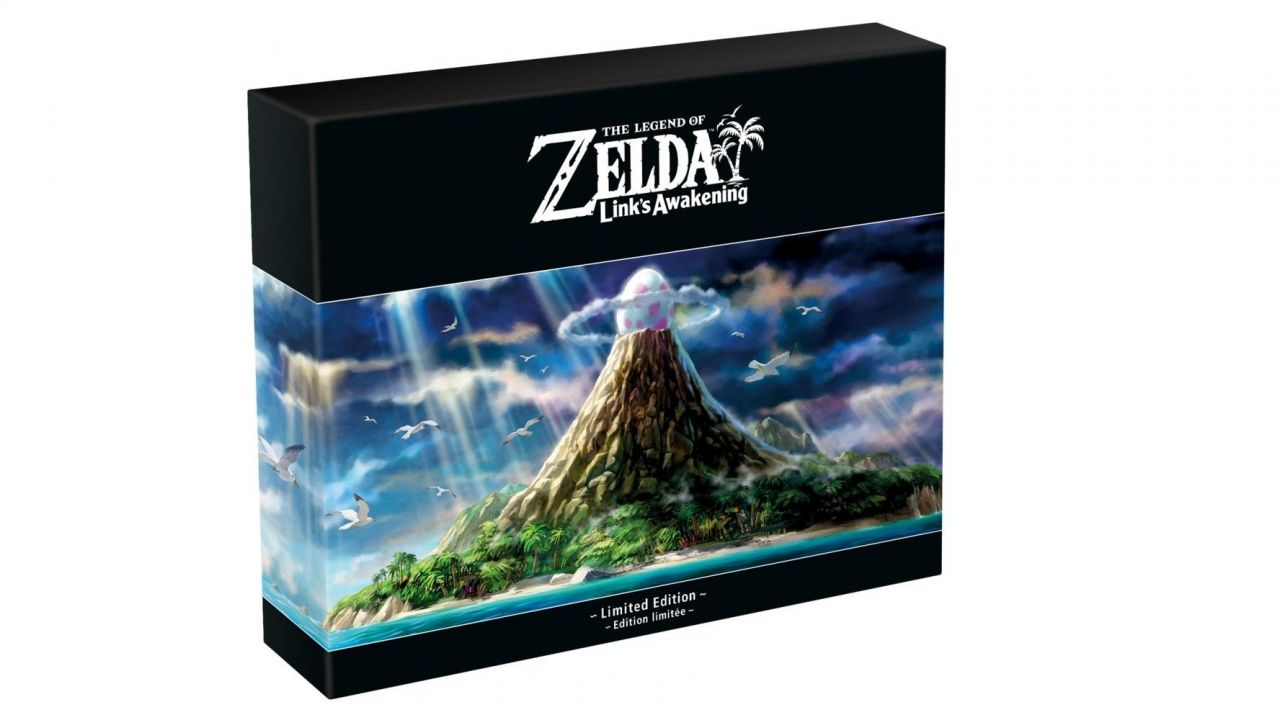 [FNAC] Le collector de Zelda : Link's Awakening sur Switch disponible !!!!! Dernier appel avant la rupture !!!