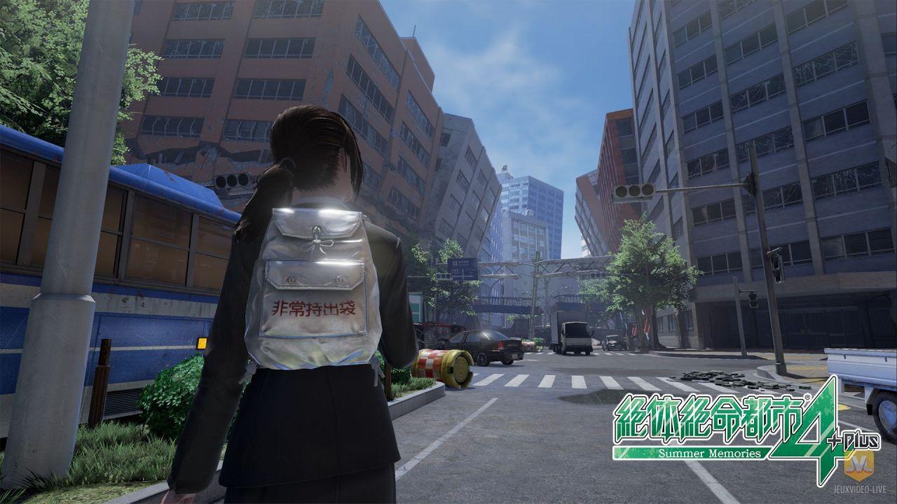 Disaster Report 4 - Summer Memories : Arrive sur Playstation 4 et Nintendo Switch en 2020 !