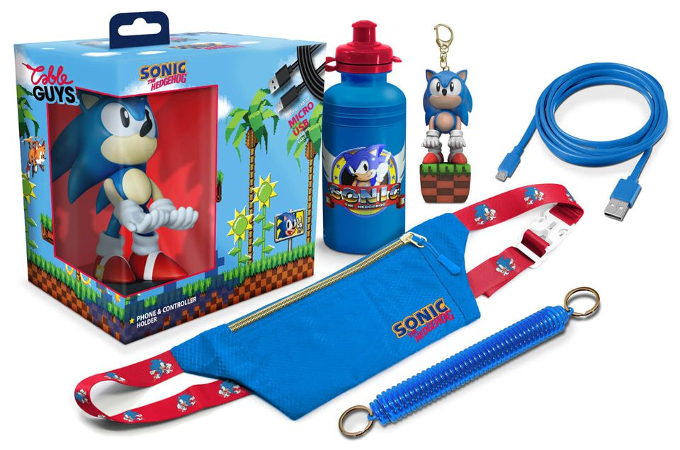 Notre SELECTION du jour : Sonic Le Hérisson Collectable Big Box à 21,99 euros - 26/01