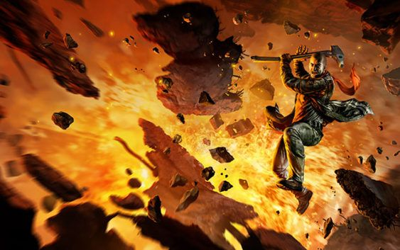 Red Faction Guerrilla Re-Mars-tered Edition est désormais disponible