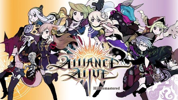 Bon Plan : The Alliance Alive HD Remastered sur Switch et PS4 à 39,99 euros (au lieu de 49,99...)