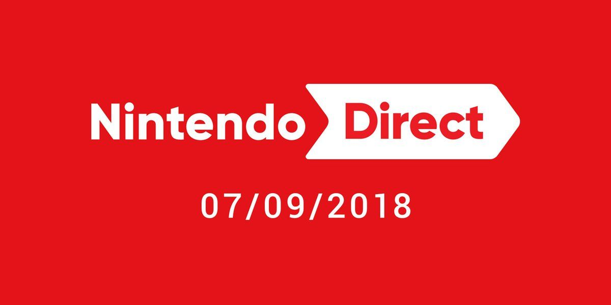 Nintendo : Un direct le 7 septembre
