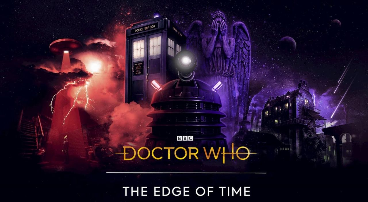 Doctor Who : The Edge of Time désormais disponible