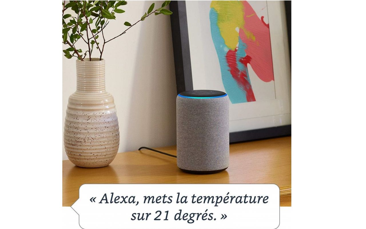 Black Friday : Amazon Echo 2ème Gen à 49,99 euros (au lieu de 99,99...)