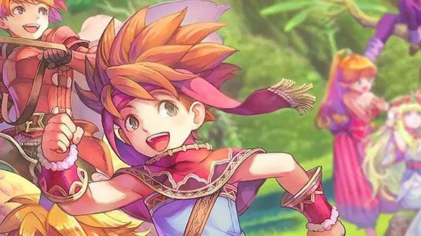 Bon Plan AMAZON : Collection of Mana sur Nintendo Switch !