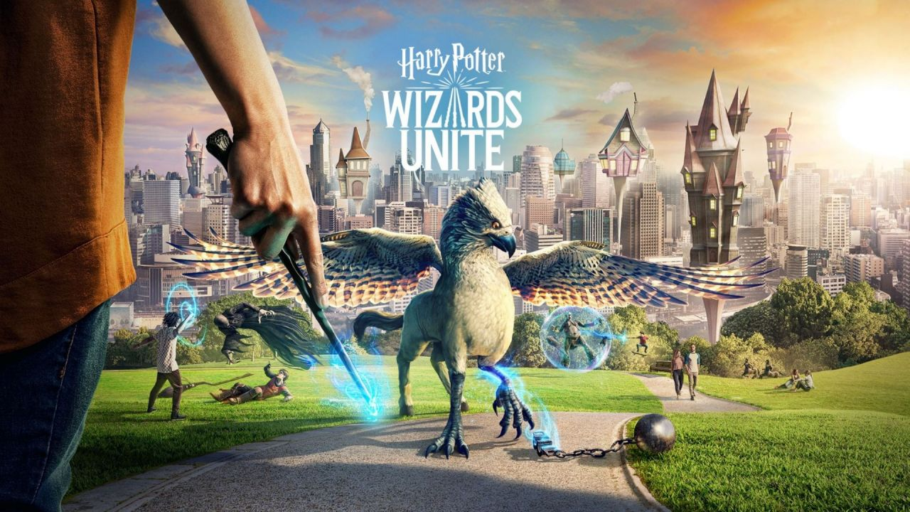 Harry Potter - Wizards Unite : Adventure Sync débarque pour l'Apple Health et Google Fit !