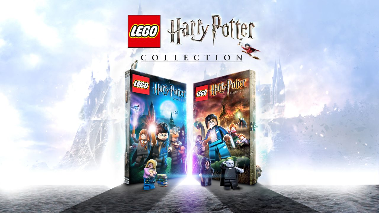 Bon Plan : Lego Harry Potter Collection sur Switch à 29,99 euros (au lieu de 44,99...)