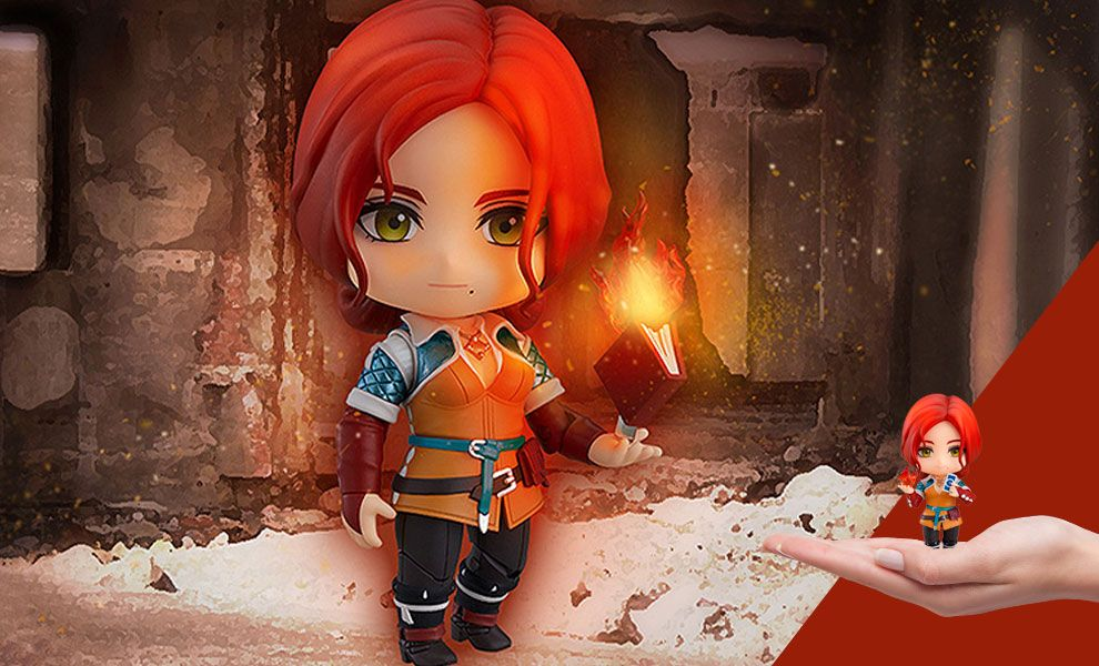 Précommande : Figurine Nendoroid de Triss Merigold dans The Witcher 3