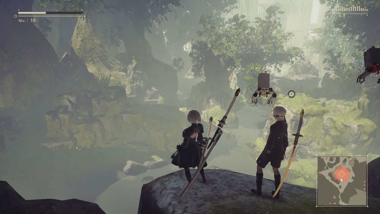 NieR : Automata Game of the YoRHa Edition