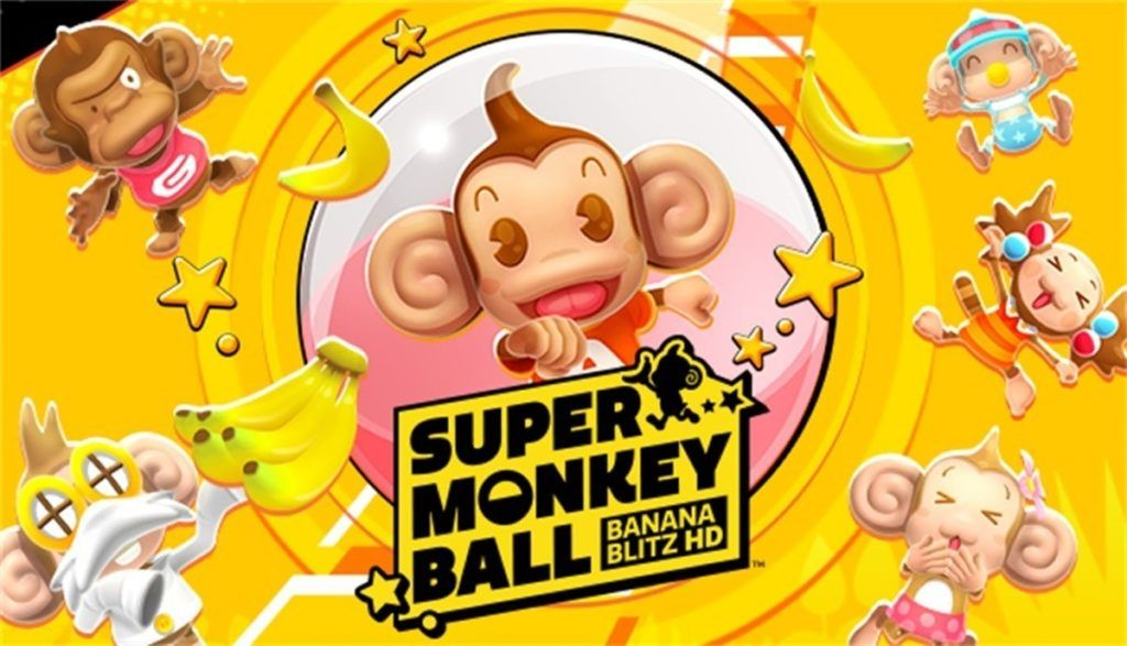Super Monkey Ball : Banana Blitz HD est désormais disponible
