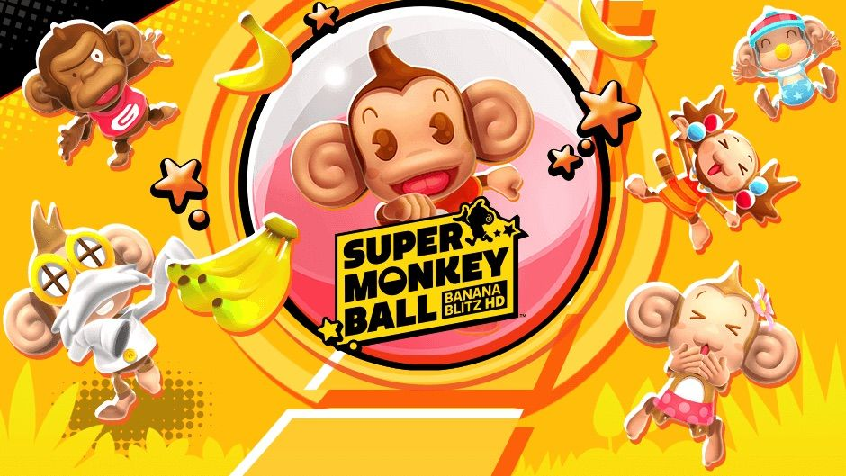 Bon Plan : Super Monkey Ball Banana Blitz Hd sur Switch à 24,99 euros (au lieu de 39,99....)