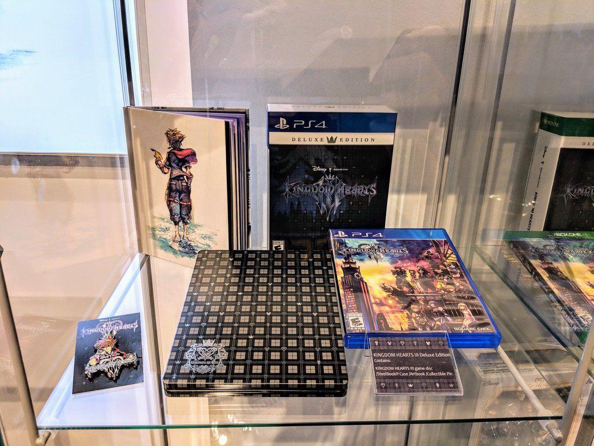 Bon Plan : L'édition Deluxe de Kingdom Hearts 3 sur PS4 à 50,82 euros (au lieu de 89,99...)