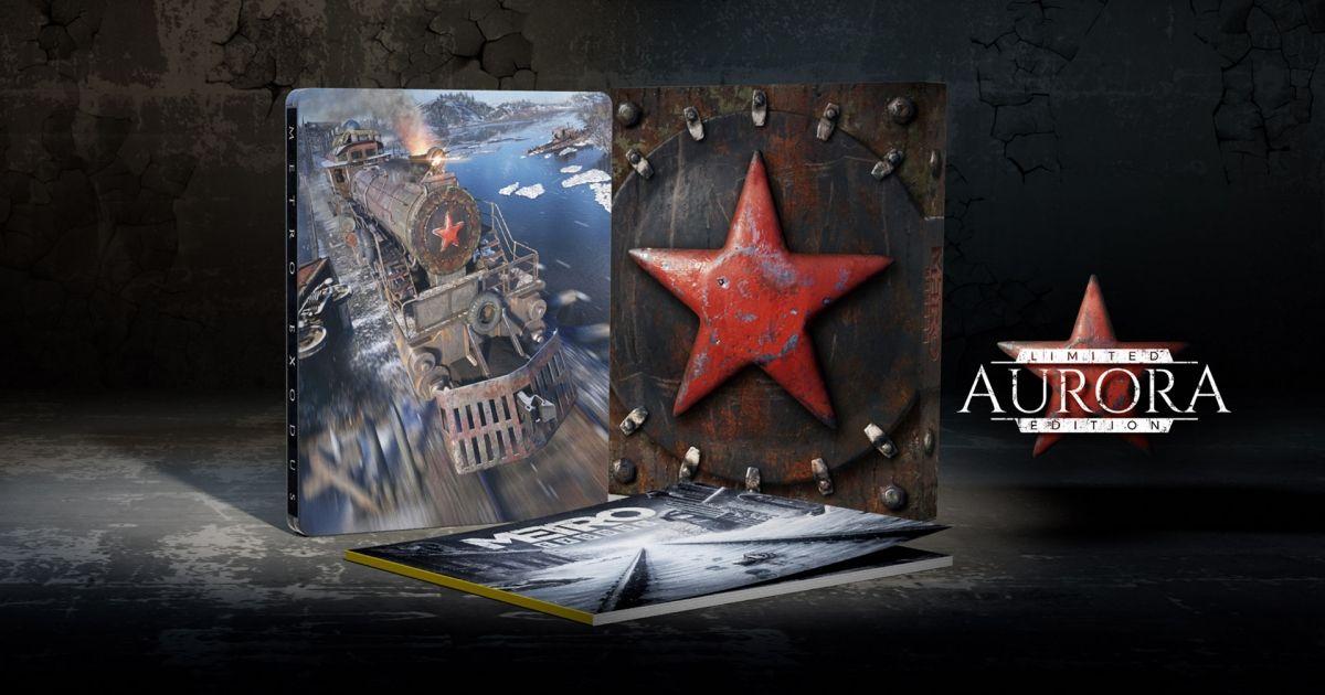 Bon Plan : Metro Exodus - Edition Limitée Aurora sur PS4 à 68,84 euros (au lieu de 94,99...)
