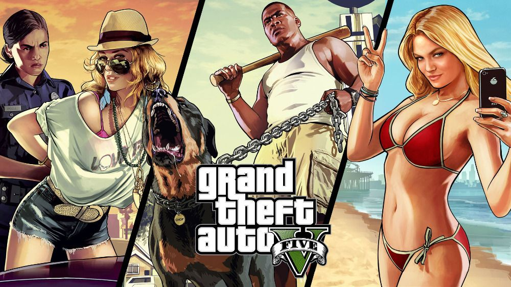 Bon Plan : Grand Theft Auto V sur PC à 13,99 euros
