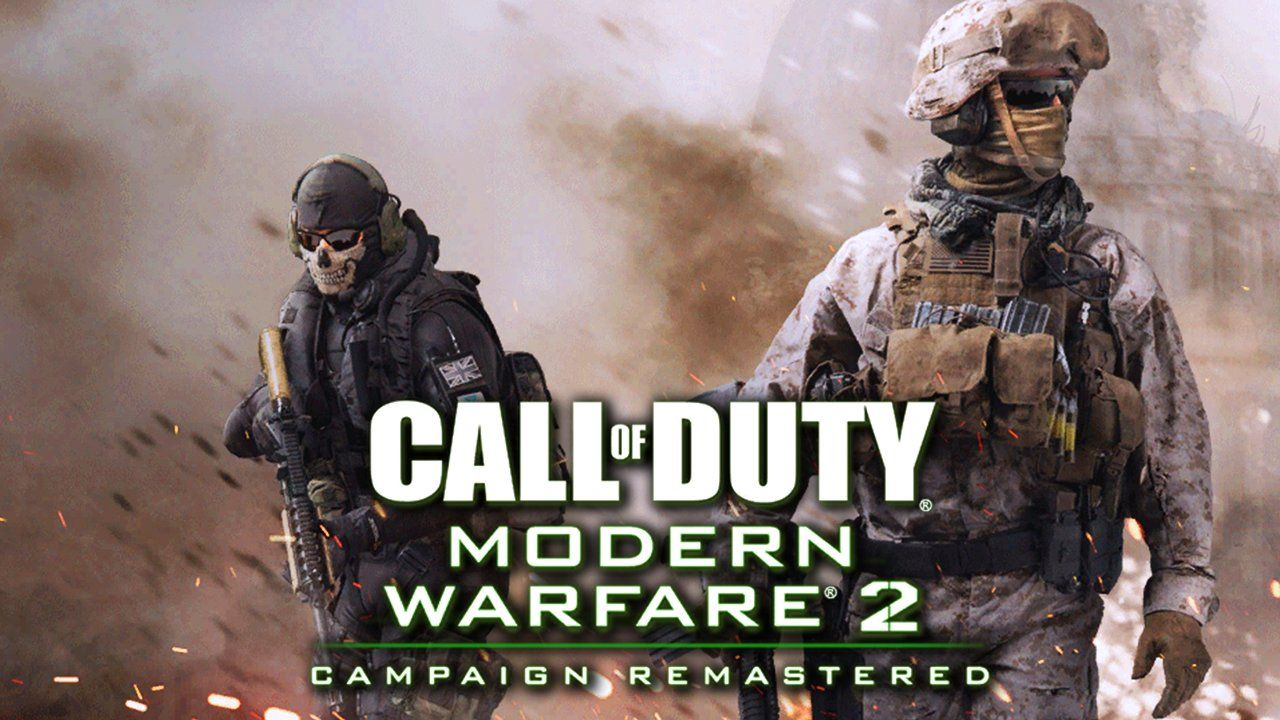 Call of Duty : Modern Warfare 2 Campaign Remaster officiellement lancé