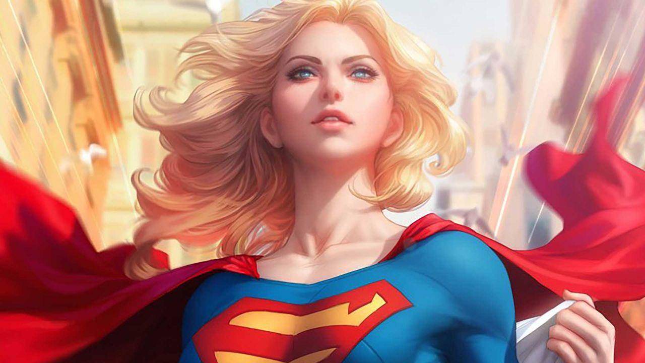 Notre sélection Geek du jour : DC Poster Portfolio Stanley 'Artgerm' Lau - 18/06