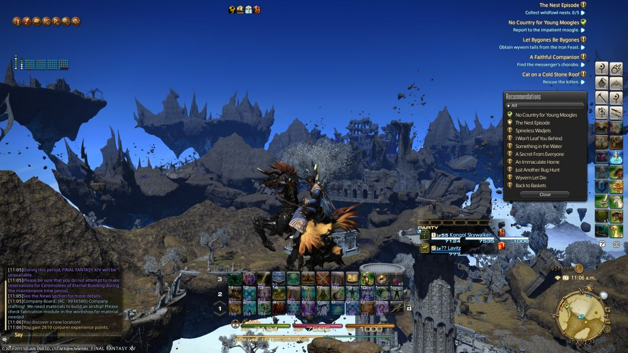Final Fantasy XIV : Heavensward - image