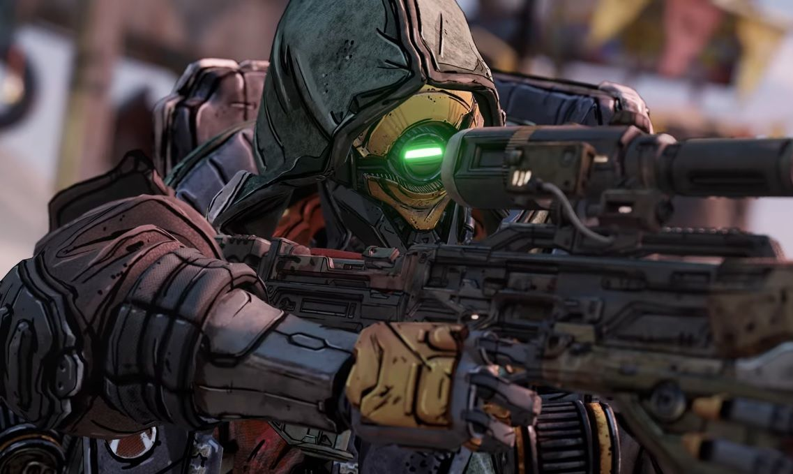 BORDERLANDS 3 : Le trailer du personnage 'FL4K' !