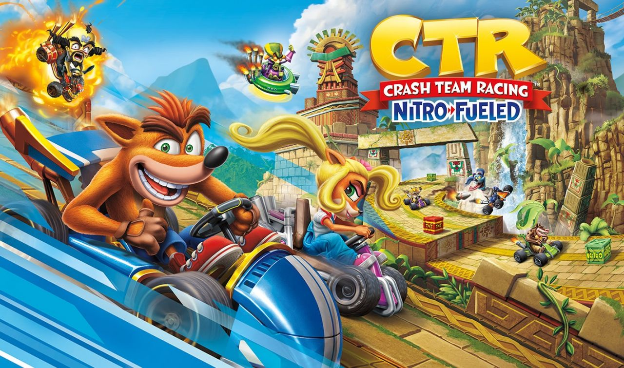 Crash Team Racing - Nitro Fueled : La bande-annonce de lancement