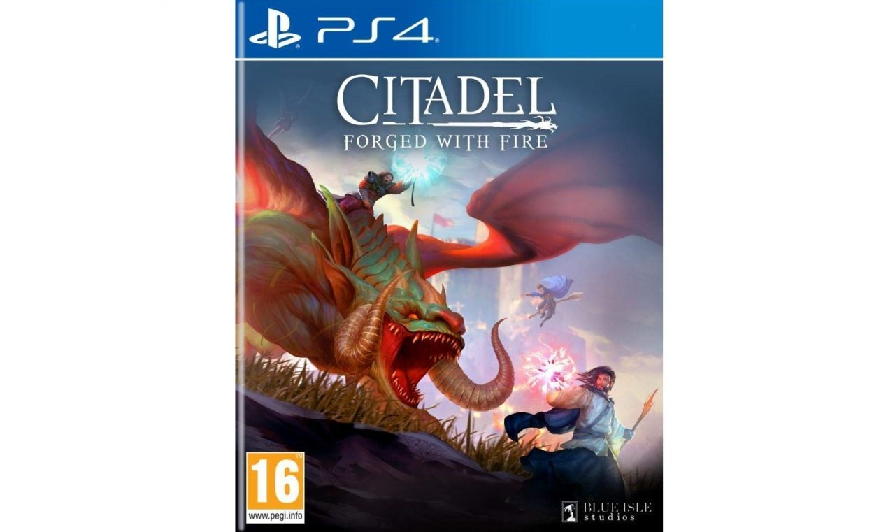 Bon Plan : Citadel Forged with Fire pour PS4 à 29,99 euros (au lieu de 39,99...)