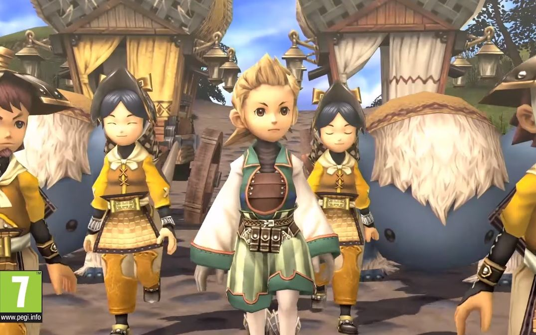 Final Fantasy Crystal Chronicles Remastered Edition : Le retour d'un des grands jeux de la GameCube !