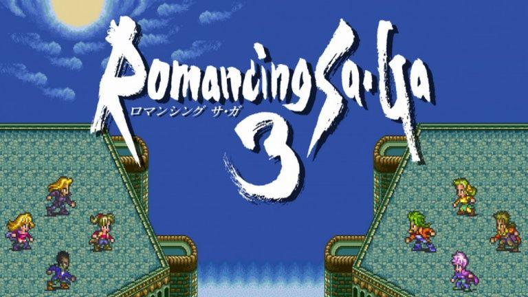Romancing SaGa 3 : Une bande-annonce japonaise dévoilée