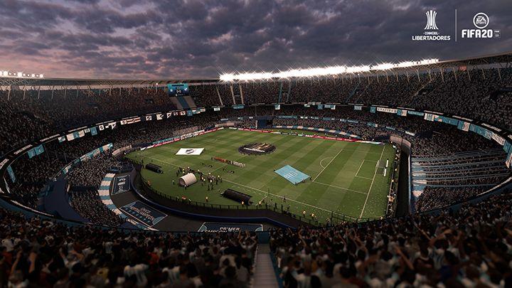 FIFA 20 : Un mode CONMEBOL LIBERTADORES arrive pour la première fois !