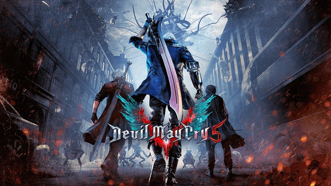 Devil May Cry 5 : Come-back à la Gamescom et à la PAX West !