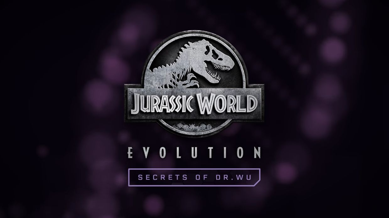 Jurassic World Evolution : Secrets du Dr Wu est maintenant disponible