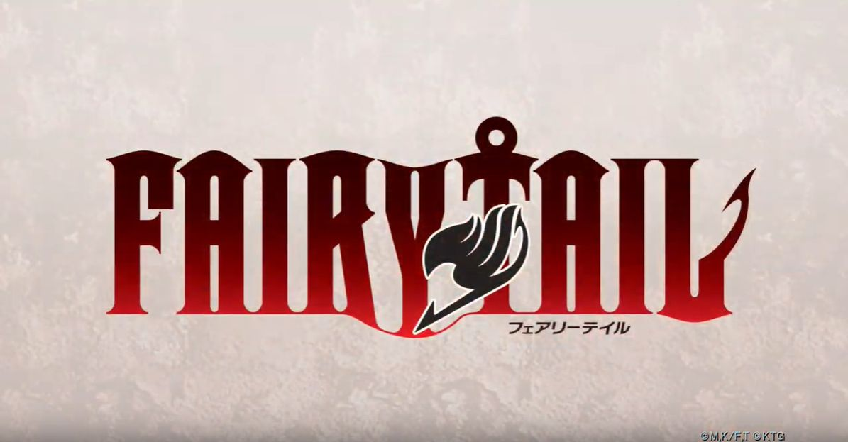 Fairy Tail : trailer d'annonce