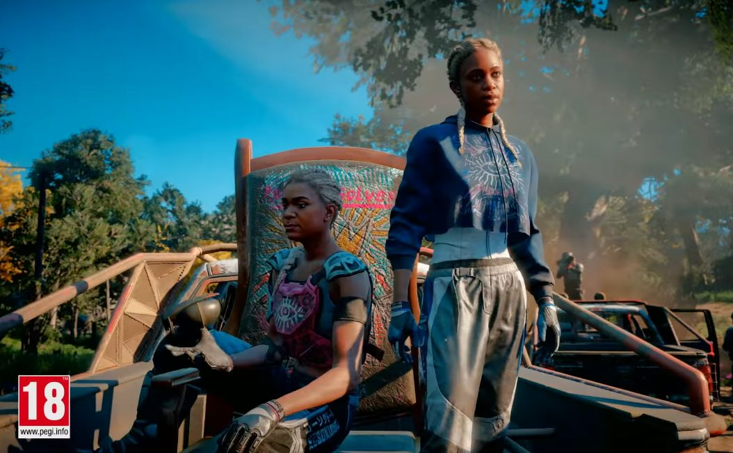 Bon Plan : Far Cry New Dawn à 34,99 euros (au lieu de 44,99...)