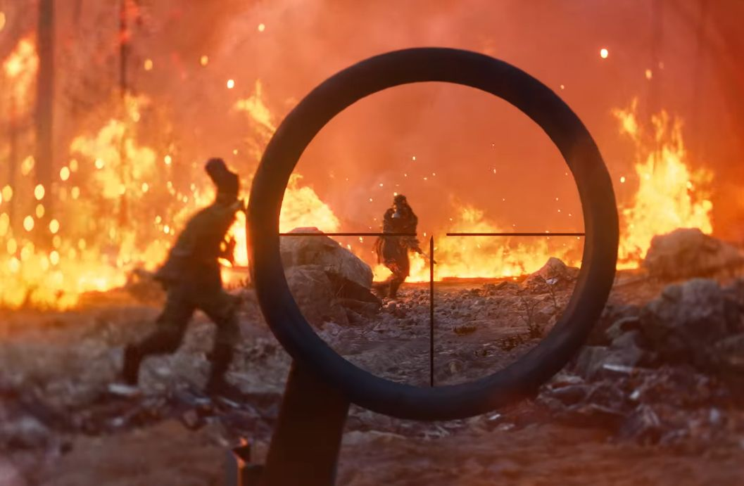 Battlefield V : Le mode Battle Royale Firestorm est disponible sur PC, PlayStation 4 et Xbox One