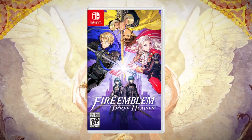 Bon Plan : Fire Emblem Three Houses sur Switch à 45,99 euros (au lieu de 69,99...)