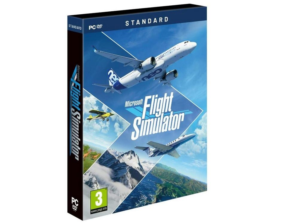 Bon Plan : Flight Simulator à 54,99 euros (au lieu de 69,99...)