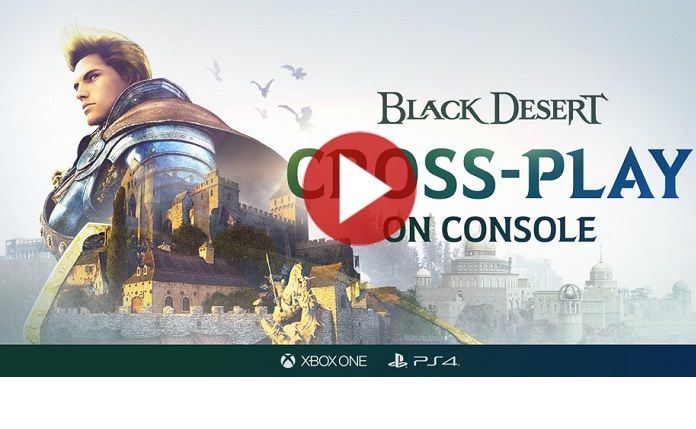Black Desert : Le cross-play arrive le 4 mars sur PlayStation 4 et Xbox One