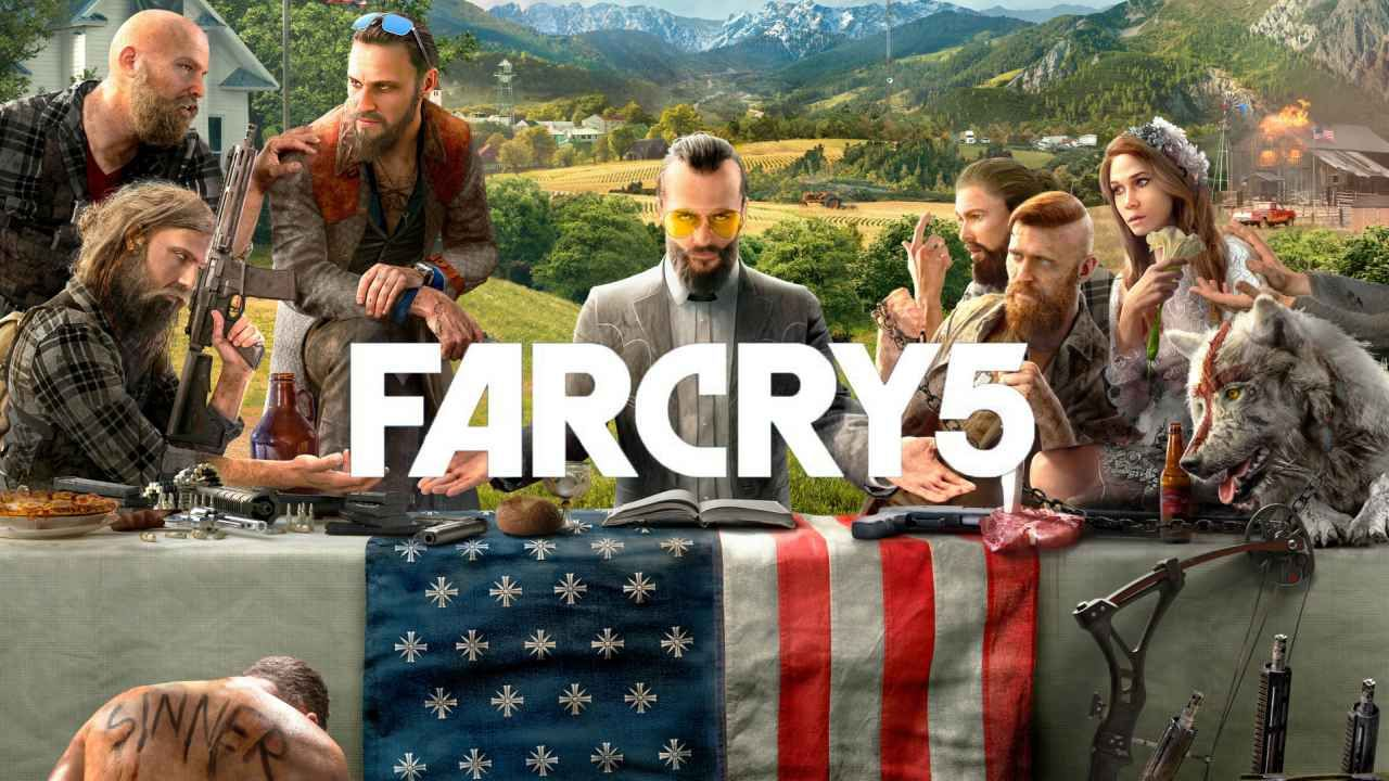 Bon Plan : Far Cry 5 sur Playstation 4 à 19,95 euros (au lieu de 69,99...)