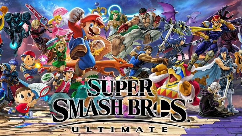 Bon Plan : Super Smash Bros Ultimate à 51,49 euros !