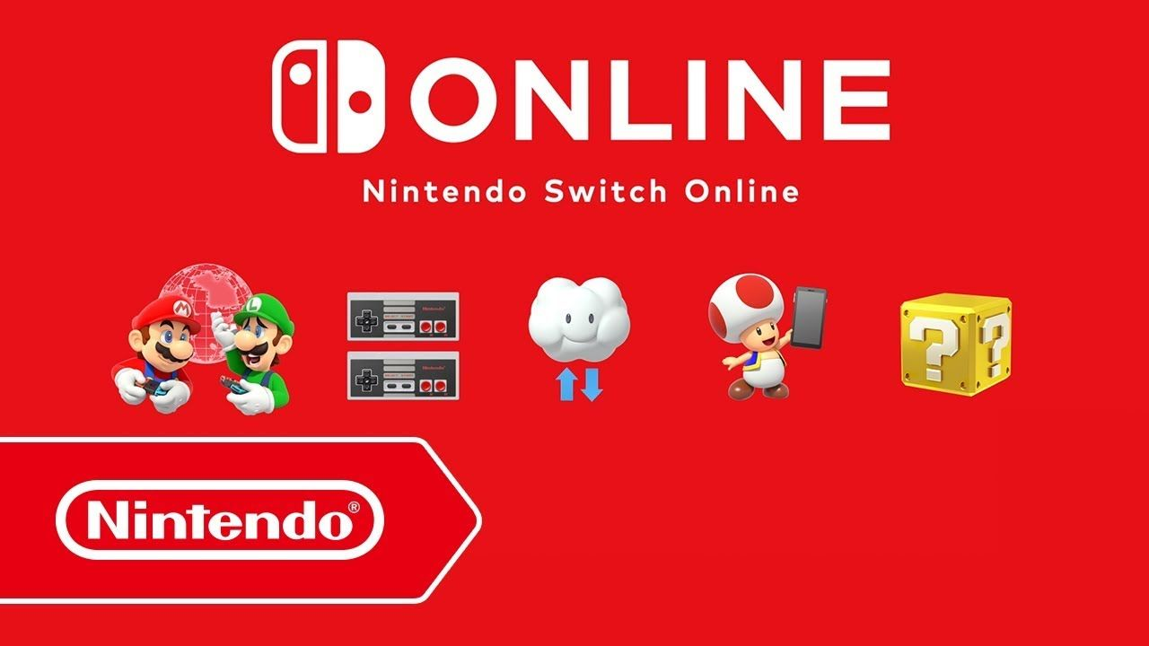 Black Friday : 3 mois de Switch Online à 3,49 euros !