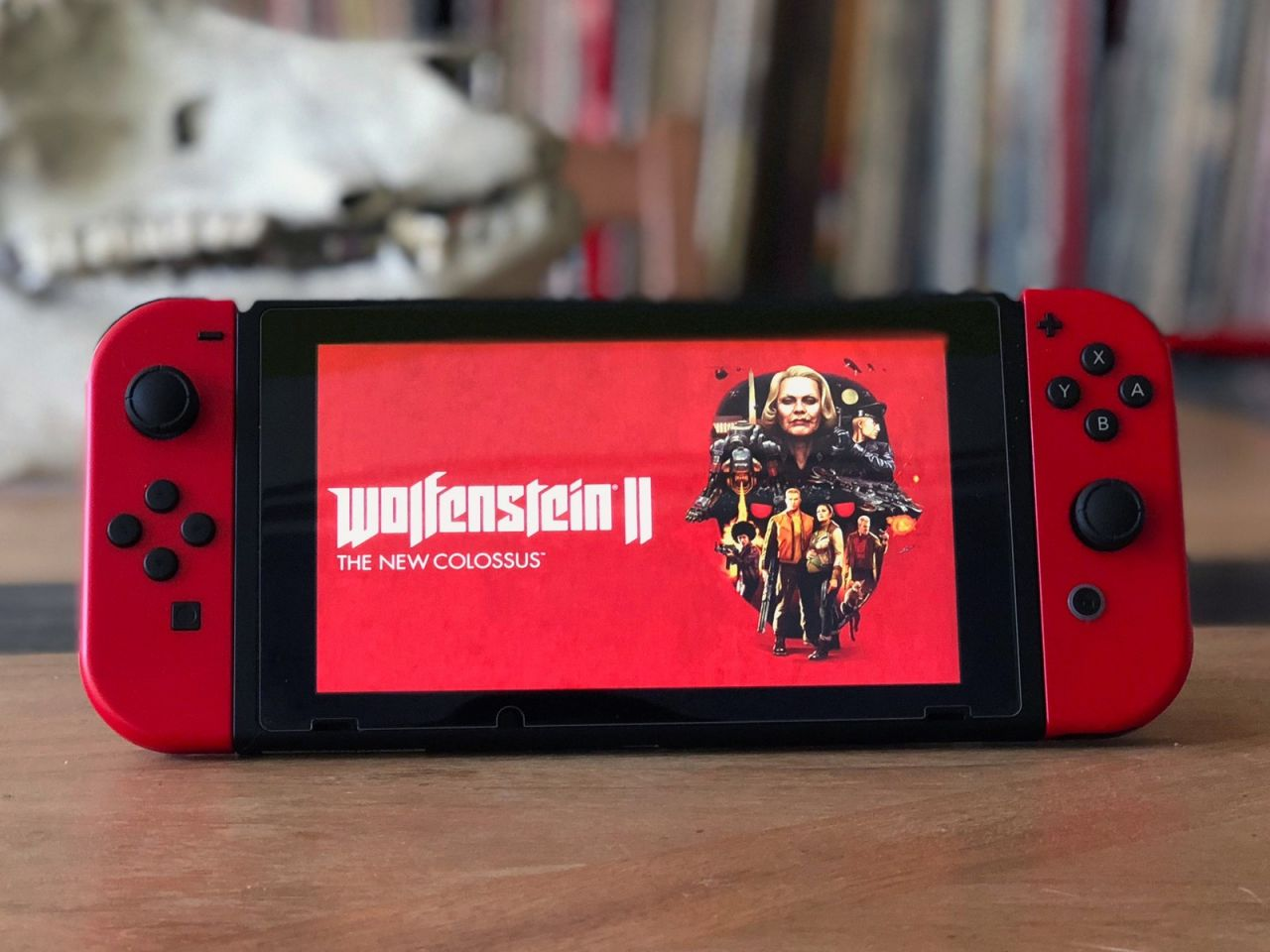 Bon Plan : Wolfenstein The New Colossus sur Nintendo Switch à 31,99 euros (au lieu de 64,99...)