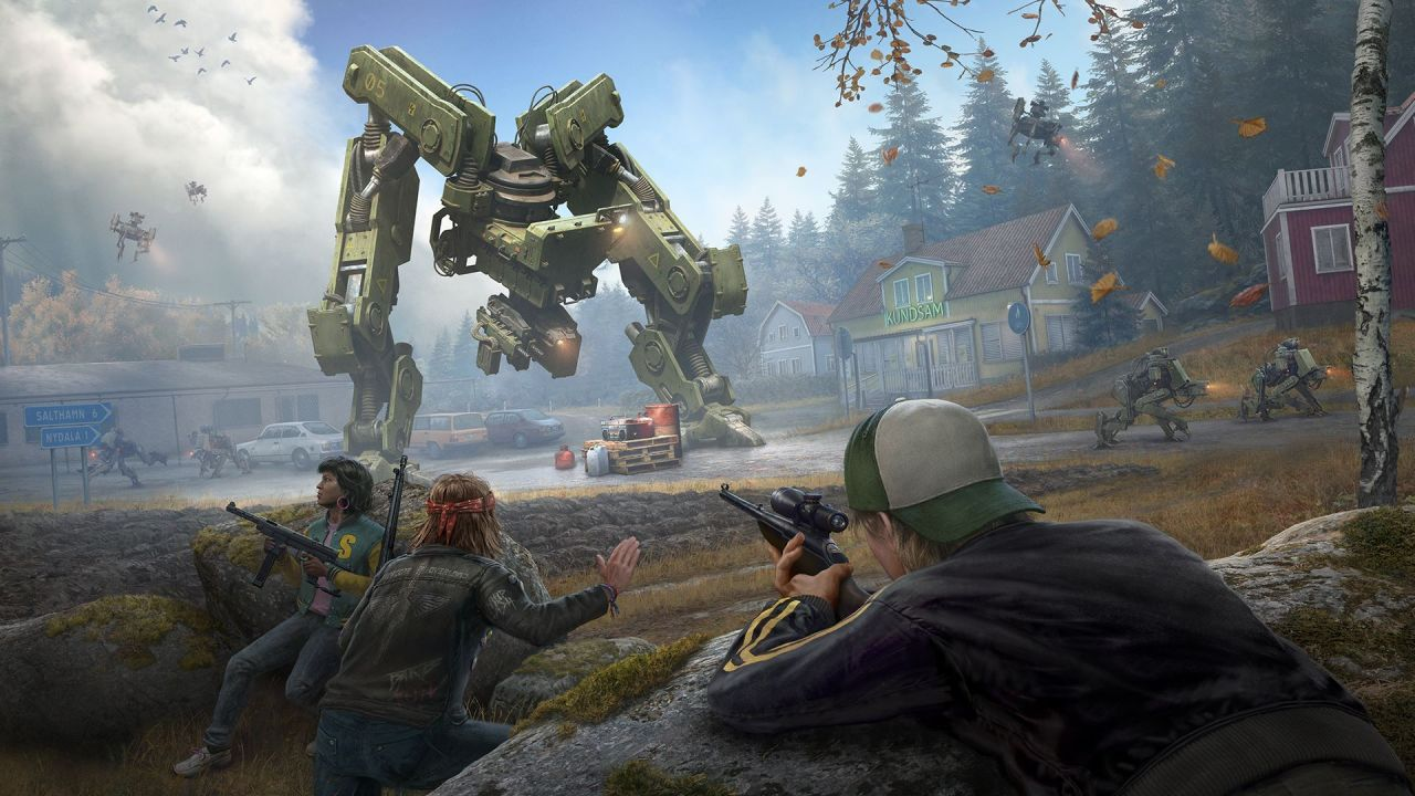 Generation Zero : THQ Nordic modifie l'Edition Collector du jeu