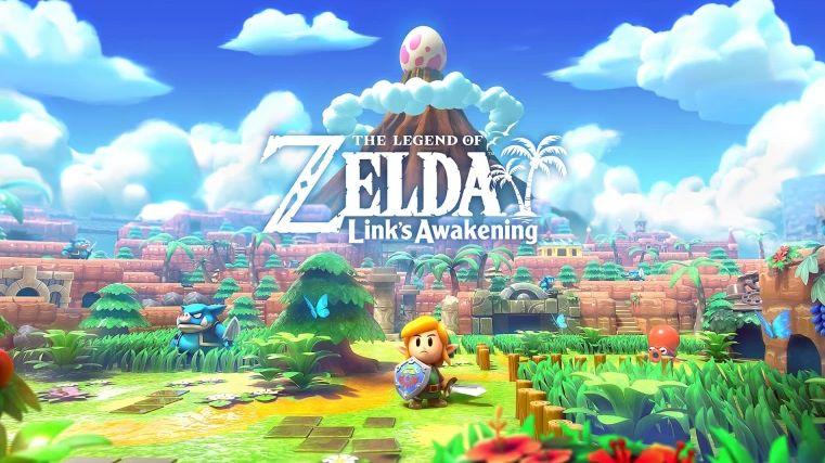 Bon Plan AMAZON : Zelda Link's Awakening à 41,99 euros (au lieu de 64,99...)