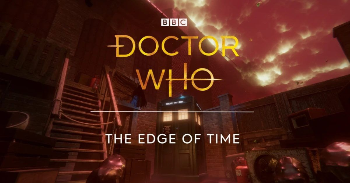 Doctor Who : The Edge of Time se dote d'un trailer de gameplay