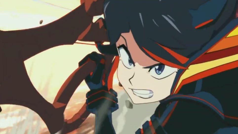 Kill la Kill : The Game : IF : Ryûko dégainera ses Scissor Blades en juillet !