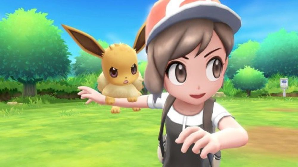 Bon Plan :  Pokémon Let's Go Evoli sur Switch à 34,99 euros (au lieu de 64,99...)
