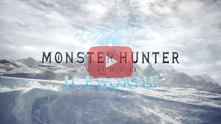 Monster Hunter World : Capcom annonce Iceborne !